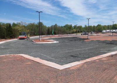 Aurora Parking Expansion