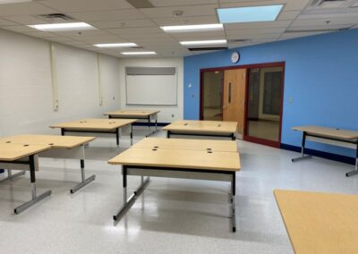 Beville MS Sixth Grade Computer Lab